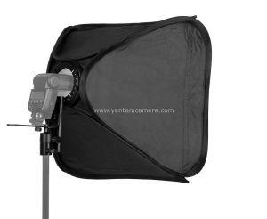 Softbox cho đèn flash 40cm x 40cm