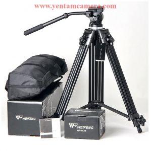 Chân  máy quay Weifeng F717F