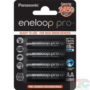 Pin Eneloop Pro 2450mAh
