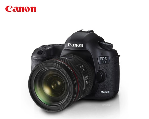 Canon EOS 5D Mark III Kit EF 24-70 f/4L IS USM