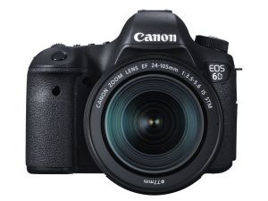 Canon EOS 6D Kit EF 24-105 F3.5-5.6 IS STM