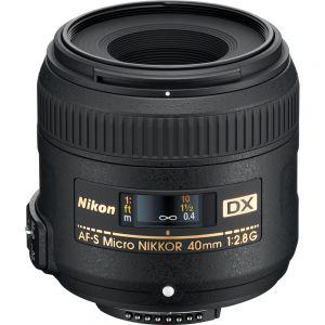Nikon AF S DX 40mm f/2.8G 98%