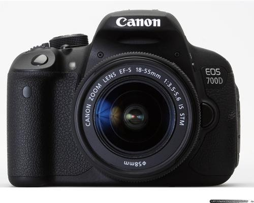Canon EOS 700D kit EF S18-55mm f3.5-5.6 III