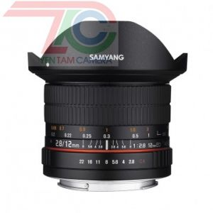 Samyang 12mm F2.8 ED AS NCS Fisheye