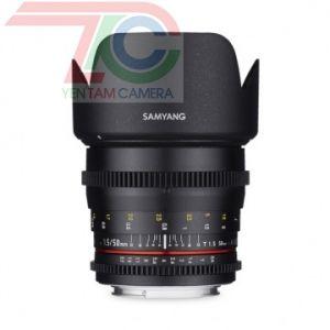 Samyang 50mm T1.5 VDSLR AS UMC