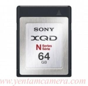 THẺ NHỚ SONY XQD-64