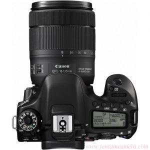 Canon EOS 80D Kit 18- 135 IS USM Hàng chính hãng