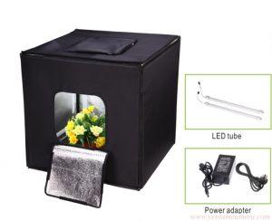 Hộp chụp sản phẩm 40x40 cm có đèn led