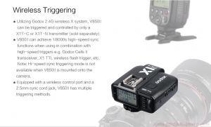 Flash Godox  VING  V850 II - Hàng chính hãng