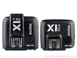 Trigger Godox X1 Kit for canon, nikon