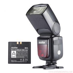 GODOX V860C II KIT For Canon (Hàng chính hãng)