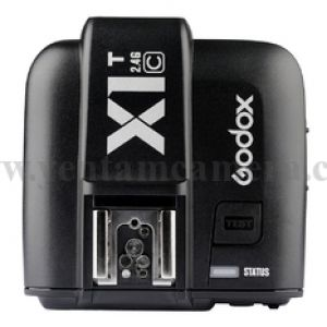 Godox X1T- 2.4G Wireless Flash Trigger Transmitter for canon