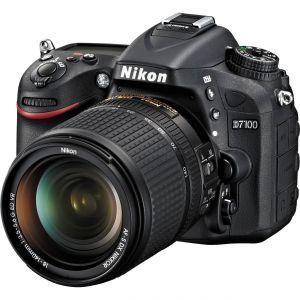 Nikon D7100 kit 18-140mm VR