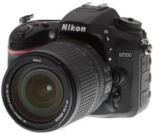 Nikon D7200 + Nikkor DX 18-140mm f/3.5-5.6G ED VR