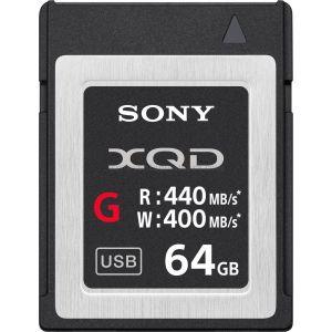 Thẻ nhớ Sony XDQ-G64E 64GB