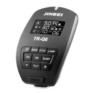 Trigger Jinbei TR-Q6 for Canon, nikon, sony