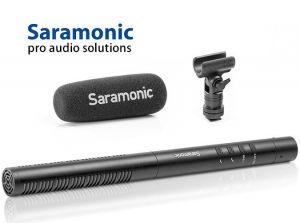 Micro phỏng vấn SARAMONIC SR-TM1 ( new 2018 )