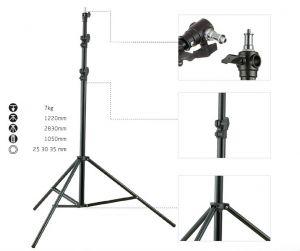 Chân đèn JB-2600FP Adapter