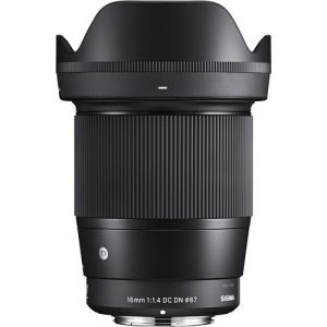 Sigma 16mm f/1.4 DC DN for Sony E Mount