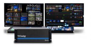 Bộ TriCaster 8000 Advanced và Bộ 3Play4800