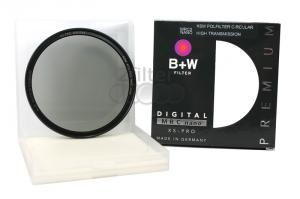 B+W 67mm XS-Pro HTC Nano Kaesemann MRC Circular Polarizer