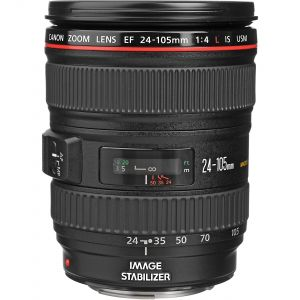 Lens canon 24- 105L IS USM