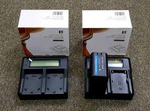 Sạc FB-DC-LCD-BP U60