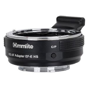 Ngàm chuyển Canon EF/EF-S HS sang Sony E-Mount