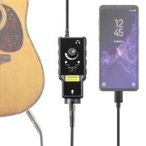 Bộ chuyển đổi Micro cho điện thoại SARAMONIC SMARTRIG
