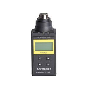 Bộ phát Saramonic TX-XLR9 cho Hệ thống Mic không dây UwMic9