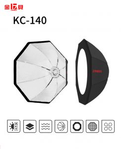 KC-140 Octagonal Umbrella Softbox