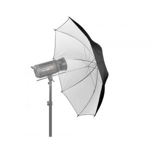 150CM Black/White Umbrella