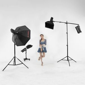 DDJ-70 Background Light Stand