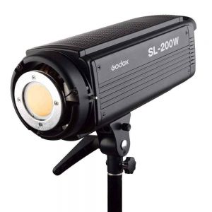 Godox SL-200W phiên bản mầu trắng nhiệt độ mầu 5600K