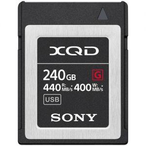 Thẻ nhớ Sony XQD G Series 240GB