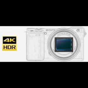Sony Alpha a6400 + Kit 16-50mm (Chính hãng)