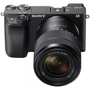 Máy Ảnh Sony Alpha A6400 KIT 18-135MM