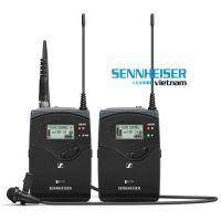 Sennheiser EW 112P G4 - Hệ thống micro Lavalier không dây đa hướng
