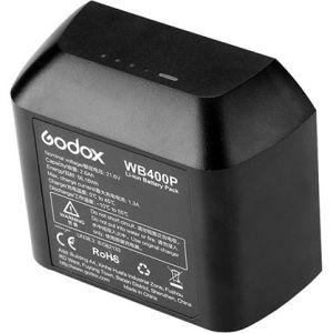 Bộ pin lithium-ion Godox WB400P cho đèn flash Godox AD400pro