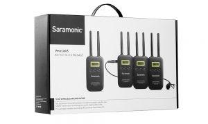 Saramonic VmicLink5 (TX+TX+RX)