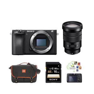 Sony A6500 kit  18- 105