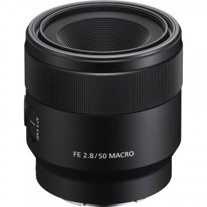 Ống kính Sony SEL50mm f/2.8 Macro - Hàng chính hãng