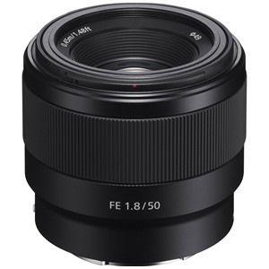 Ống kính Sony FE 50mm F1.8F (SEL50mm f1.8F) - Hàng chính hãng