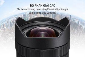 Ống kính Sony FE 12-24mm f4G - Hàng chính hãng
