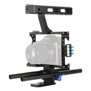 SmallRig Cage for Sony Alpha A7R II , A7S II ,A7M2 , GH4