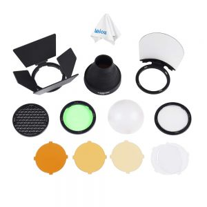 AD200 Round flash head accessoris Kit