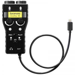 Bộ chuyển đổi SMARTRIG +  DI sử dụng cho micro/ guitar kết nối với Iphon.