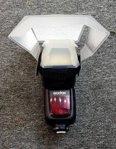 I-Flash - Tản sáng đèn Speedlight
