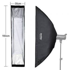 Softbox tổ ong Godox 35x160cm