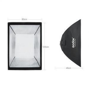 Softbox tổ ong Godox 80x120cm